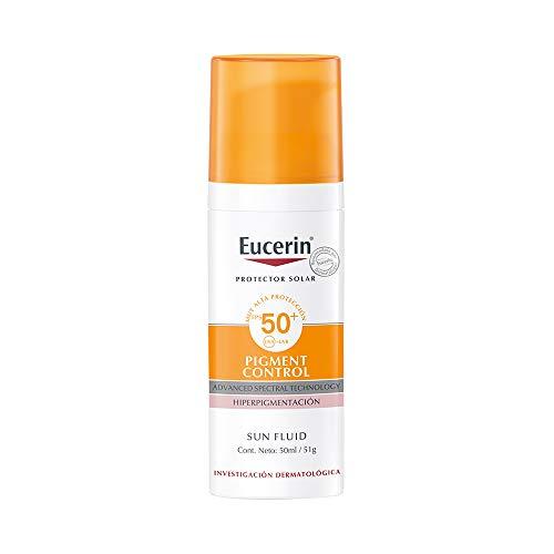 Eucerin Pigment Control Sun Fluido Protetor Solar FPS60 50ml