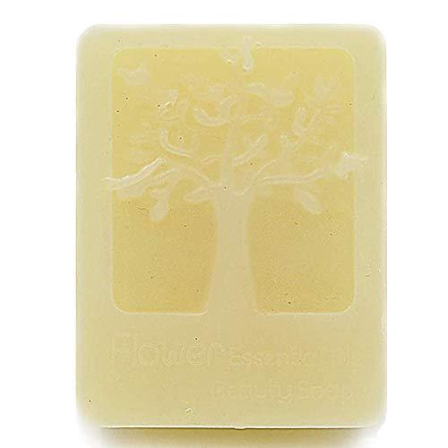 TooGet Pure White Bienenwachs Bienenwachsblock - 100prozent Natürlich, Kosmetisch, Premium-Qualität - 400g