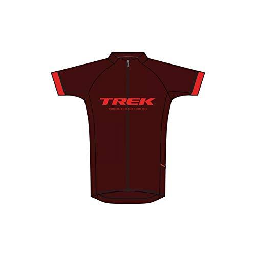 Bontrager Circuit LTD Fahrrad Trikot kurz rot 2020: Größe: XXL (58)