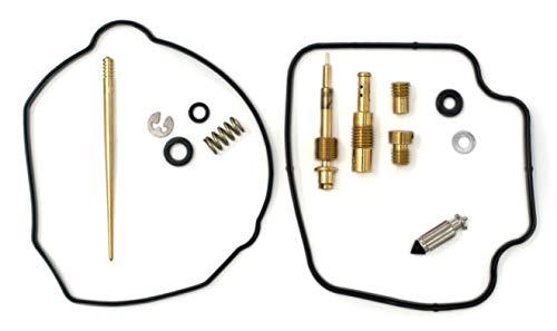 DP 0101-088 Carburetor Rebuild Repair Parts Kit Compatible with Honda 86-87 ATC250ES Big Red, 86-87 ATC250SX, 86-87 TRX250 Fourtrax 250
