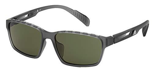 adidas Gafas de Sol Sport SP0024 Grey/Green Cat. 58/17/145 unisex