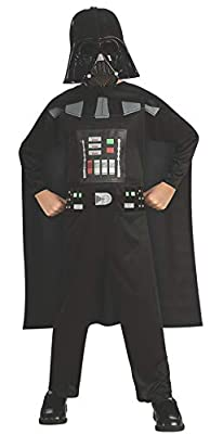 Rubie's Costume Star Wars Episode 3 Child's Darth Vader Value Costume