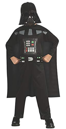 Rubie's Costume Kids Star Wars Episode 3 Darth Vader Costume, Multicolor, Small