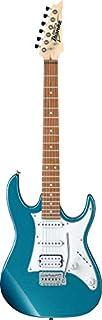 scheda ibanez grx40-mlb - chitarra elettrica a 6 corde, colore: blu metallizzato