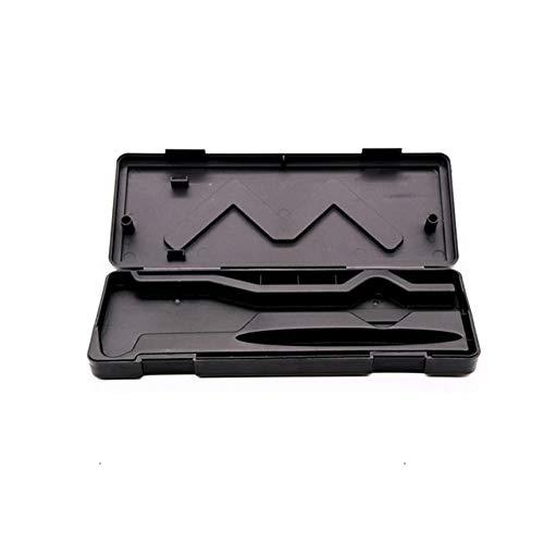 XUSHEN-HU La Alta precisión de Acero Inoxidable y del calibrador Digital de 6 Pulgadas 150cm Instrumento de medición LCD Vernier Herramientas de Medición (Color : Only a Box)