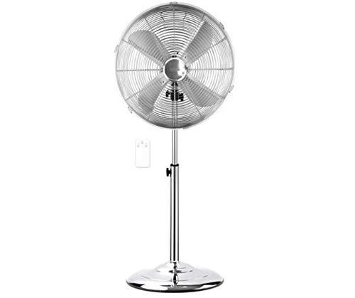QILIVE Ventilateur sur pied Q.5140/134482 - Chrome