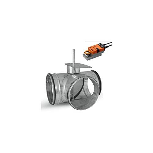 Rollladen-Skala Luft motorisierter Halt, 3Wege, Stellmotor BELIMO lm230asr