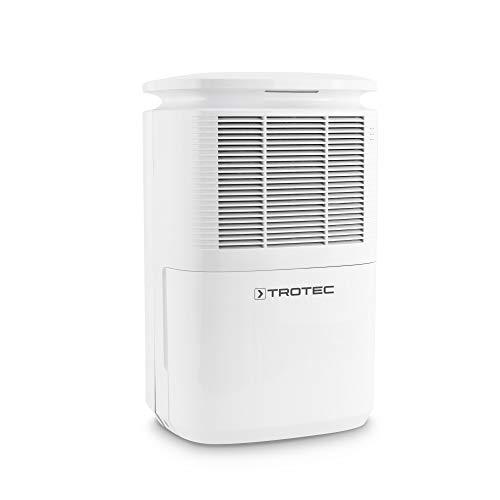 TROTEC TTK 30 E Deumidificatore per ambienti fino a 15 m² / 37 m³ (max. 12 litri/24h) incluso un Termoigrometro BZ06