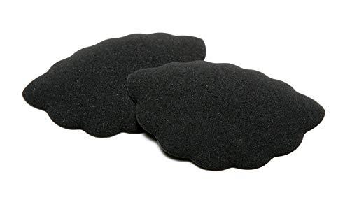 Foot Petals Amazing Arches Einlegesohle für Damen, Schwarz (schwarz), Medium