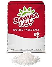 Bayara Iodized Table Salt, 1 kg