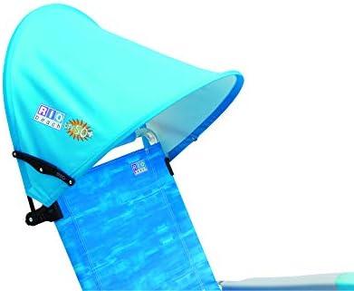Rio Beach MyCanopy Personal Chair Sun Shade Blue product image