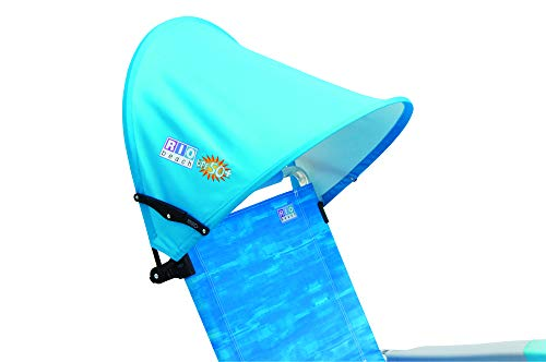 Rio Beach MyCanopy Personal Chair Sun Shade, Blue