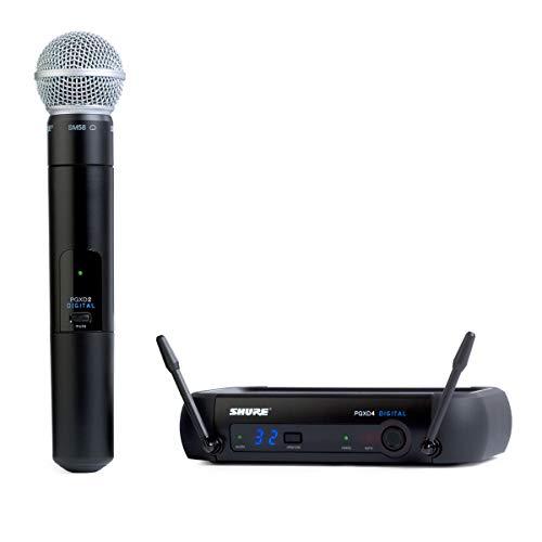 Shure PGXD24/SM58-X8 Digital Wireless Microphone System