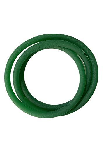One seamless belt Dryer fan belt. for Avanti D110-1 Replacement for GREEN belt. New.