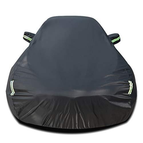 Cubierta para Coche Compatible con Hyundai i40 Sedan Funda Coche,Resistente al Sol, Polvo, Viento, Lluvia, Nieve y RasguñO,Respirable Funda para Uso En Interiores y Al Aire Libre