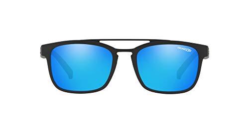 Arnette 0AN4248, Gafas de Sol para Hombre, Negro (Matte Black), 54