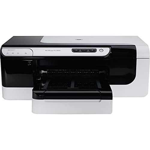HP Officejet Pro 8000 Enterprise - Impresora de tinta (15000 páginas por mes, 600 x 600 DPI, 15 ppm, 14 ppm, 15 ppm, PCL 5, PCL 6) Si (Reacondicionado)