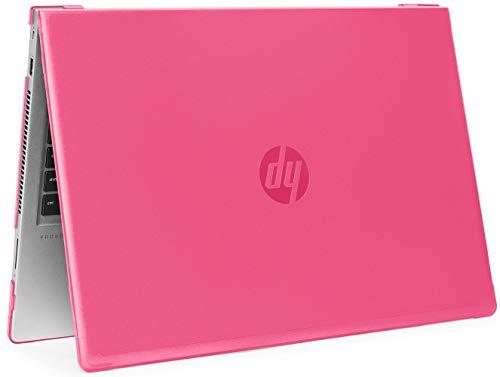 mCover Hartschale für HP ProBook 450/455 G6 Serie 2019 15,6 Zoll (Nicht kompatibel mit älteren HP ProBook 450/455 G1 / G2 / G3 / G4 / G5 Serie) Notebook PC Rose