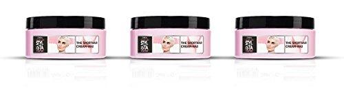 L'Oréal Paris Stylista Cire en Crème des Cheveux Courts 75 ml - Lot de 3