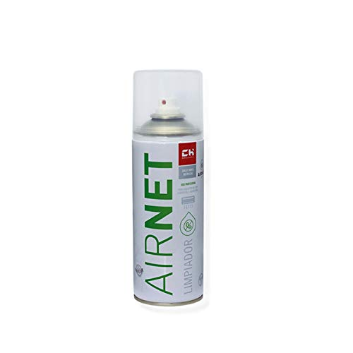CH Quimica Limpiador desinfestante en Spray Airnet para Equipos de Aire Acondicionado 400ml.