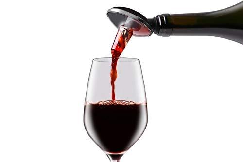OxyTwister Weinbelüfter Flaschenaufsatz für besseren Weingeschmack