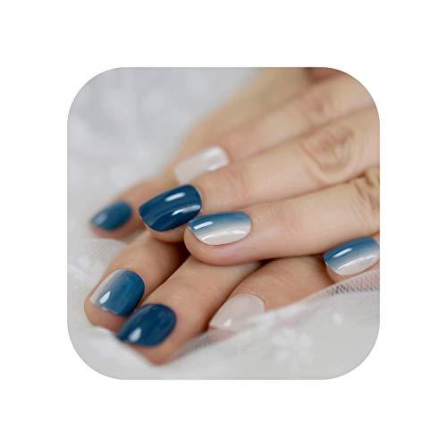 Falsche Nagelspitzen |French Ballerina Fake Nail Natürlicher Sarg Falsche Nägel Nägel Lieferant-L5188-