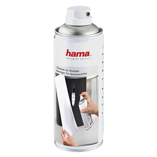 Hama Reiniger für Aktenvernichter, Weiß, Universal