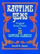 Ragtime Gems - Original Sheet Music For 25 Ragtime Classics: Noten, Sammelband für Klavier (Dover Music for Piano)