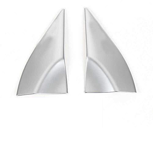 XQRYUB 2 Stück/EIN Set Autolautsprecherdekorationsabdeckung Lautsprecherdekorationsrahmen, Fit für Suzuki Jimny 2007-2015