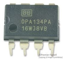 Affordable Burr Brown OPA134PA Operational Amplifier (Pack of 50)