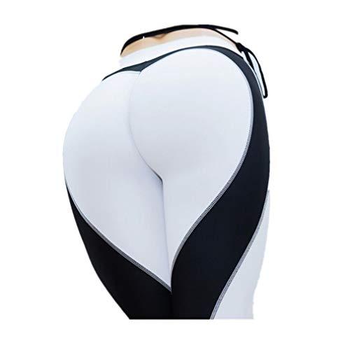 Globaltrade001 Leggins Mujer Push Up Pantalones Fitness