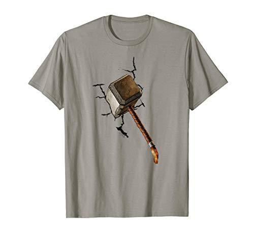 Marvel Avengers Age of Ultron Thor Mjolnir T-Shirt