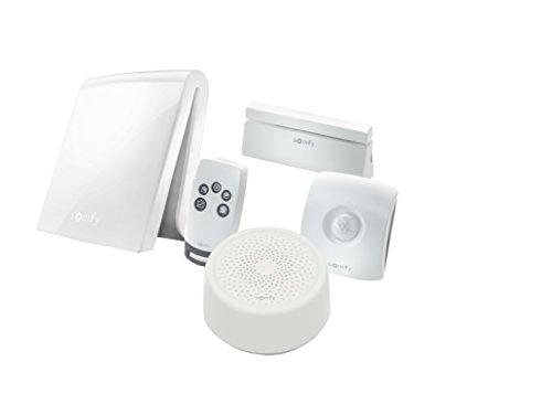 Blanco Compatible con Las gamas Home Alarm One+ Ampl/ía el Alcance de Radio Somfy 2401495 Extensi/ón