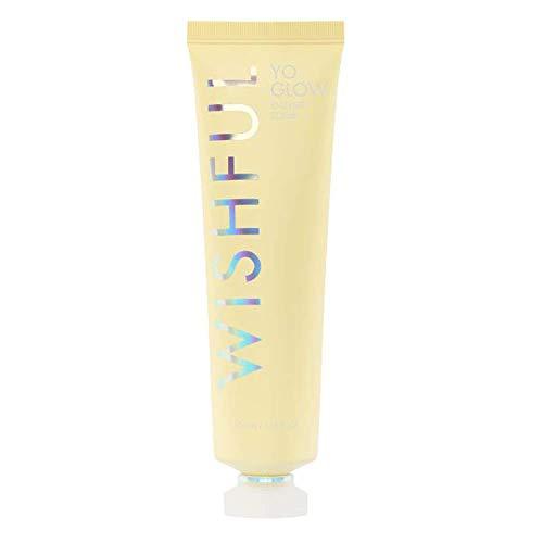Wishful by Huda Beauty Yo Glow Enzyme Scrub (100ml)