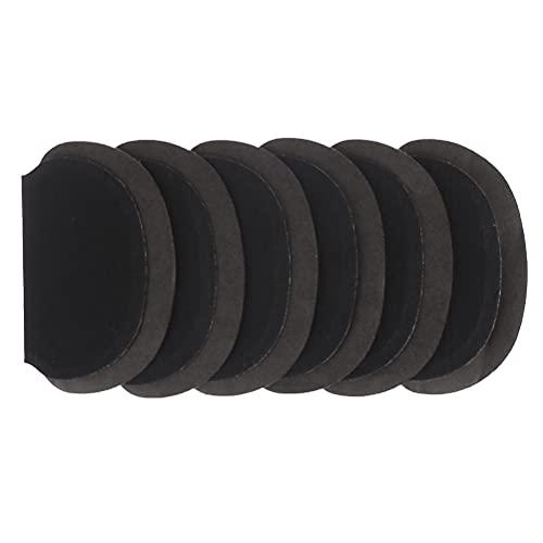 TIANTIAN Lot de 50 coussinets anti-transpiration invisibles en tissu non tissé pour les aisselles, anti-transpiration et anti-hydrose pour homme et femme