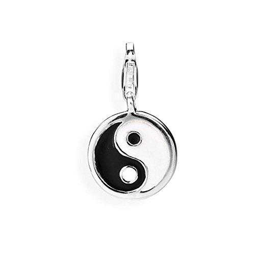 Heartbreaker Damen- Charm Yin- Yang 925 Sterlingsilber HB 313