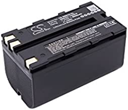 5600mAh Battery Replacement for Leica ATX900 ATX1200 Flexline Total Stations Piper 200 Lasers 724117 733270 772806 793973 ...