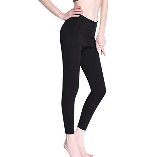 Vrouw/man yoga afslankbroek, strakke stretchbroek met plus size voor fitness, joggen, sauna, etc.
