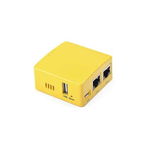 Nanopi R1S Portable DIY Router OpenWRT Allwinner H3,...