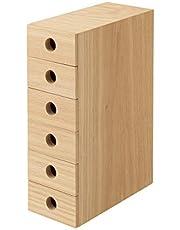 無印良品 木制小物件收納