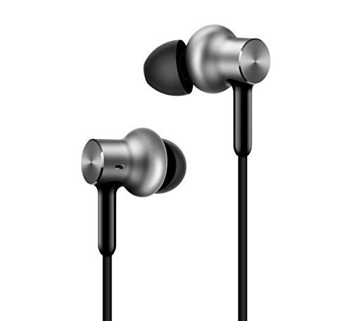 Kemite Auriculares para Xiaomi Mi Hybrid Pro HD Music HiFi Triple Driver   Mi in-Ear Pro HD   Circle Iron Pro Mic Auriculares