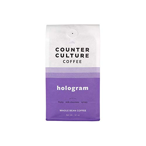 Counter Culture Coffee - Whole Bean Coffee  - Hologram - 12 oz