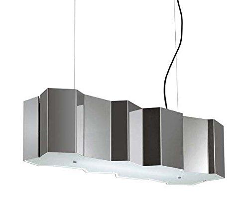 Pallucco Fold Sospensione M Bianco, lampada a sospensione L 82cm