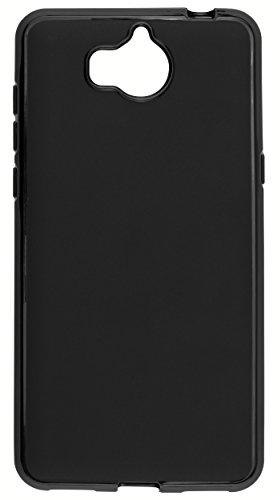 Hülle kompatibel mit Huawei Y7 Handy Case Handyhülle, schwarz - 5