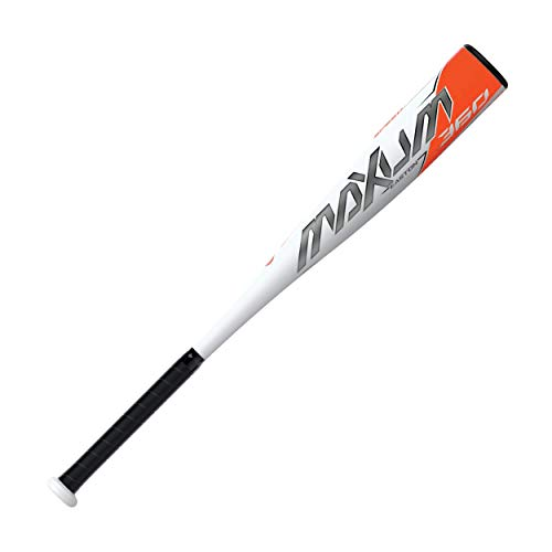 EASTON MAXUM 360 -12 USSSA Youth Baseball Bat, 2 3/4 Barrel, 25/13, JBB20MX12