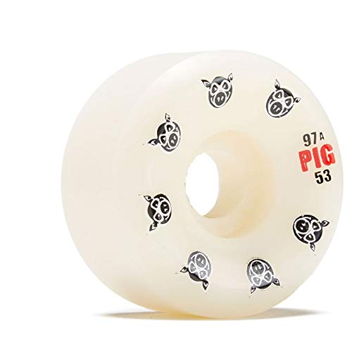 (53mm)ピッグ PIG WHEELS ウィール MULTI PIG HEAD CONICAL NATURAL 97A NO44