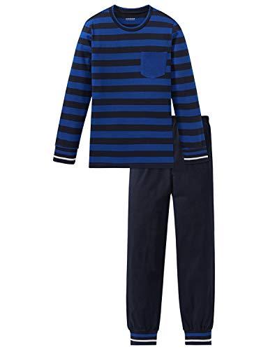 Schlafanzug Jungen 146