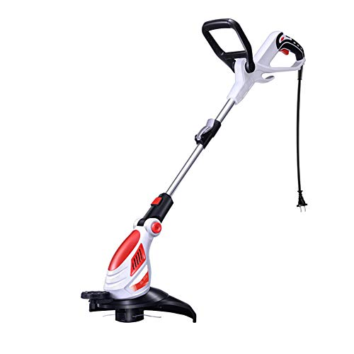 Find Bargain DENGS 600W Hedge Cutter Brush Cutter, Adjustable Grass Trimmer, no-Load Speed 10000r/mi...