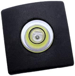 Pack of 2 for Samsung NX500 NX1 NX3000 NX30 NX300 NX300M NX1000 NX210 NX20 Gadget Place Hotshoe Bulls Eye Spirit Level