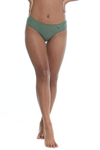 Body Glove Swim Bottom Nuevo Contempo Bikini, Mujer, Cactus, XS